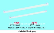 Yiwu No.1 Fluorescent tube bracket JM-207A-3