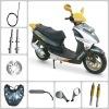 viper storm 50cc scooter parts