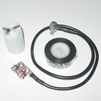 Grounding Kits (Earthing kits) For RG8,RG213,RG214,LMR400 Cable