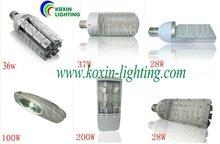 Super bright daylight LED lamp 200w street light price