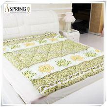 microfiber fabric printed quilt