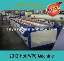 2012 Hot WPC Machine