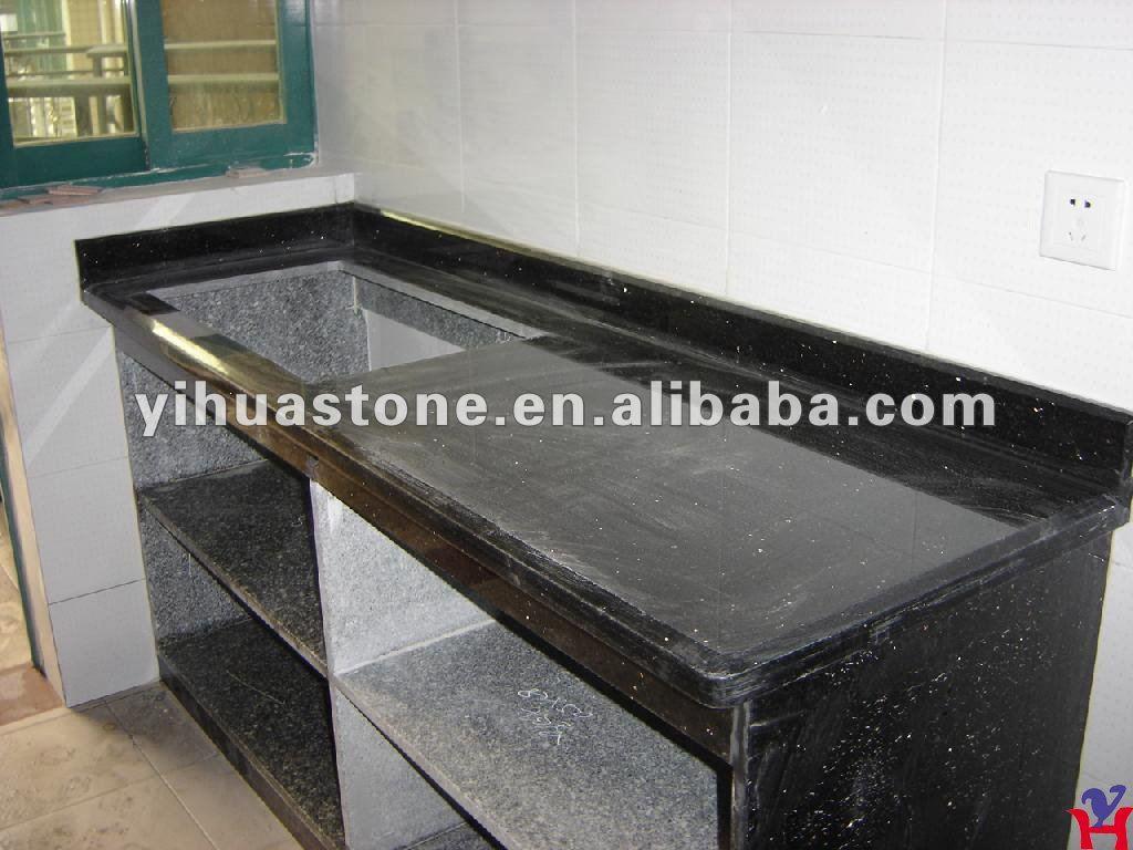 Black Granite Kitchen Table Top Click For Details Granite Countertops