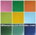 Colored Glass Pieces for Internal Building Decoration