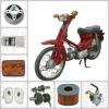 cub glx90 motorcycle parts