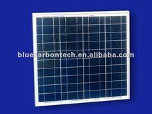 Low cost polycrystalline 40watt solar module