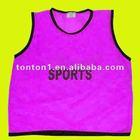 Professional custom design soccer training vest