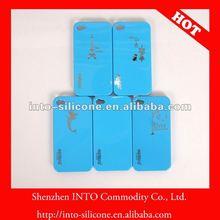 2012 Enamel paint plastic hard case for iphone 4g/4s