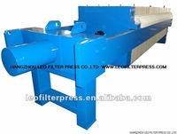Kaolin Ceramic Clay Dewatering Filter Press System of Leo Filter Press