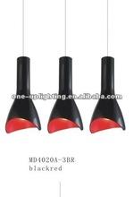 2012 new modern indoor lighting MD4020-3R