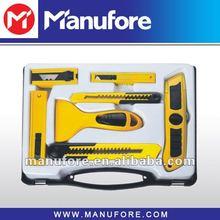 7pcs cutting tool set,tool kit,
