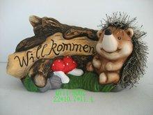 Hedgehog decoration for 2012 QY11-B002