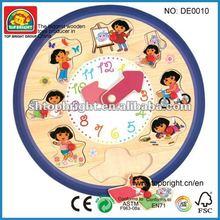 Dora wooden toy confirm to ASTM EN71