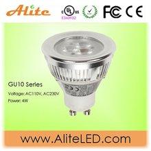 1watt gu10 24 smd 5050 ul listed led bulb/light