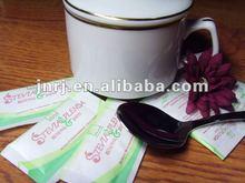 Stevia sachet sugar