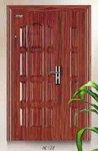 55mm Polyurethane Foam Filling Security Door