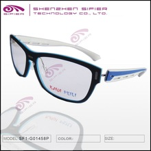 2012 Men's Injection TR90 Two Tone Color New Fashion Reading Glass