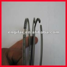 ME999927 6D14T auto parts piston ring set Fuso mitsubishi