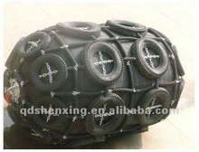 Ship launching product of marine nature rubber dock fender