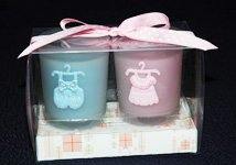 Baby Faove Votive Candle