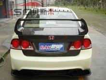 06-10 Mugen RR Trunk Spoiler for Honda Civic 4Dr