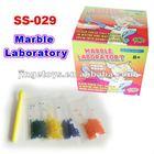 magic marble laboratory sand toys