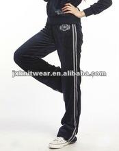 Venta al por mayor nuevas mujeres del estilo de yoga pantalones de entrenamiento