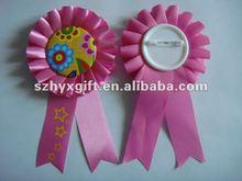 rosette ribbon/award ribbon/birthday award