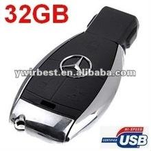 New 16GB Car Key USB 2.0 Flash Memory Stick Drive Pen