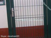PVC Fence gates/fencing and gates/steel gates design
