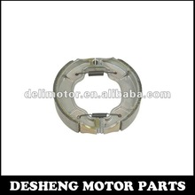 Smooth motorcycle brake shoe manufacturer with high quality