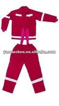 2 layer firemen garment