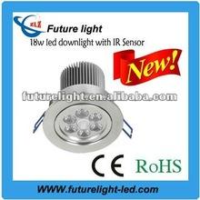 2012 high power technical innovation with IR sensor 12watt led induction lamp