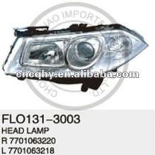 European car of renault megane 02-06 head light