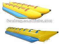 Inflatable boat banana boat