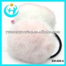 Fashion fur earmuffs