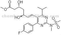 Rosuvastatin methyl ester 147118-40-9