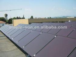 High efficiency 100 watt solar panel pv module amorphous silicon thin film solr panel