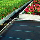 PE/PP WOVEN WEED MAT FOR PROTECT PLANTS