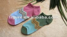 children sport socks /girl's cozy no show socks