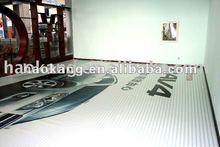 Life-like pvc floor covering