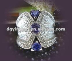 Fashion Wholesale Big Jewelry Ring