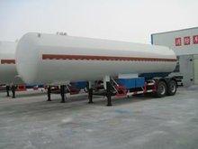 40,000-58,000L used LPG tank trailer, used lpg trailer