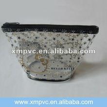 New design vinyl toilet bag for promotion XYL-C463