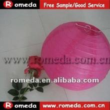 2012 the best decoration wedding round paper lantern