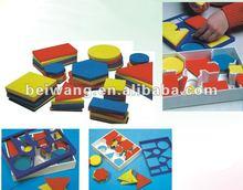 Plastic play Logical Data Model toys (BW574)
