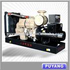 Cummins 1000kVA Standby power diesel generator powered by KTA38-G2A with Leroy Somer alternator ATS equiped