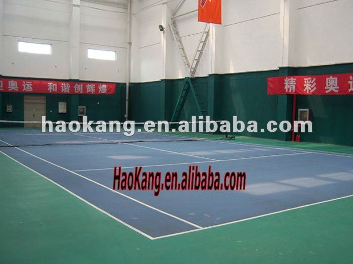 PVC flooring for indoor sports playground