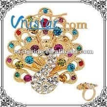 vnistar fashion gold ring R023G7-1