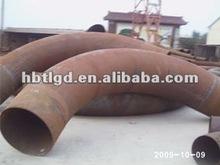 Butt weld Carbon Steel Pipe bends